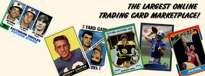The Largest Online Baseball Trading Card Marketplace